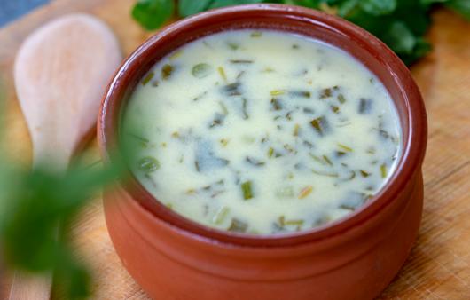 Yogurt Soup or Matsvnis Supi