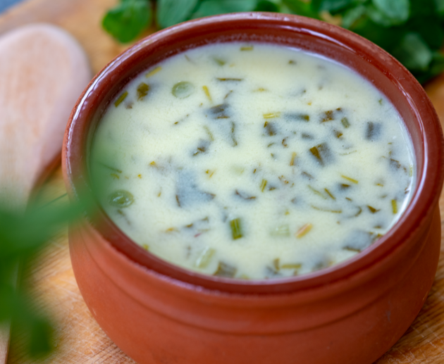 Yogurt Soup or Matsvnis Supi