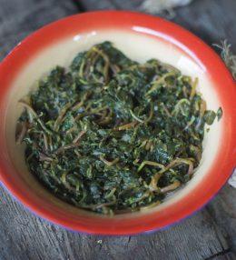 Wild Purslane Salad – Danduri