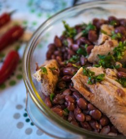 Lobio – Kidney Bean Stew