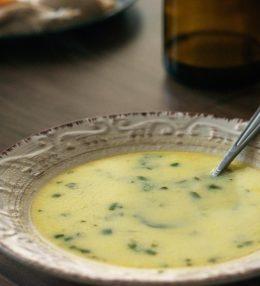 Chikhirtma – Georgian Chicken Soup